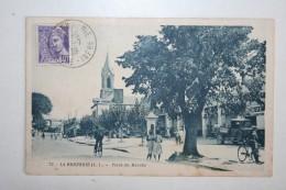 44 : La Bernerie - Place Du Marché - La Bernerie-en-Retz