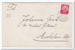 Fassberg über Unterlüss 26.3.36 - Briefe U. Dokumente