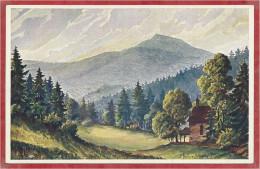 68 - THAL Bei ZIMMERBACH - Carte Signée HANSI - J.J. WALTZ - Série Drei Aehren N° 4 - Colmarer Künstlerpostkarte - Hansi
