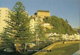 V-ORIENTAL PARADE-WELLINGTON-N.Z. - Nuova Zelanda