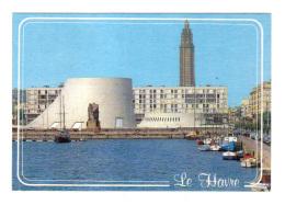 Le Havre: Espace Oscar Niemeyer, Maison De La Culture (16-889) - Le Havre