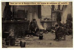 Carte Postale Ancienne De RAMBERVILLERS - Rambervillers