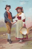 ROME , Italy , 00-10s ; A Dancing Couple ; TUCK - Non Classés