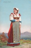 ROME , Italy , 00-10s ; A Roman Maid ; TUCK - Roma (Rome)