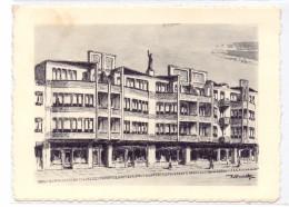 B 8300 KNOKKE - LE ZOUTE, Hotel Broadway - Knokke