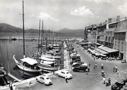 Le Port En 1958 - Saint-Tropez