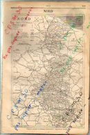 ANNUAIRE - 59 - Département Nord - Année 1923 - édition Didot-Bottin - 250 Pages - Plan De Lille Roubaix Tourcoing - Elenchi Telefonici