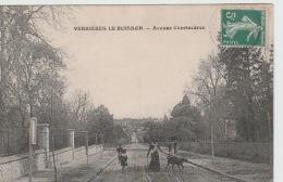 AVENUE     CAMBACÈRES - Verrieres Le Buisson