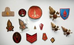 Accessori Militari Misti (toppe, Patches, Spille) - Militari