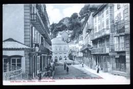 88 Vosges Plombières Les Bains 131 Rue Stanislas Bains Romain Et Tempéré Kastener Animée - Plombieres Les Bains