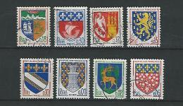 France YT° 1351-1354 - Francia