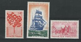 France YT** 1716 + 1717 1718 - Francia
