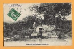 94 Val De Marne Champigny Sur Marne Parc De Coeuilly Source Du Chateau Le Lavoir - Champigny Sur Marne