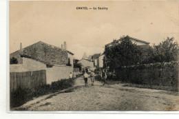Vosges : Chatel : Le Saulcy - Chatel Sur Moselle