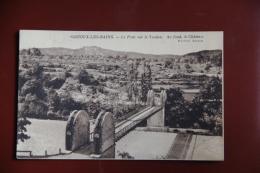 GREOUX LES BAINS - Le Pont Sur Le VERDON - Gréoux-les-Bains