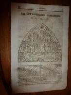 1835 LM :Jugement Dernier à ND De Paris;STRADELLA-la-VENGEANCE De Naples;Totems Indiens;Le SON;Dégradation De Noblesse - Books, Magazines, Comics