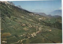 Saint Hilaire Du Touvet (Isère) Vue Générale Aérienne N°0425 Combier Neuve - Saint-Hilaire-du-Touvet