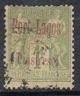 PORT LAGOS N°6 - Used Stamps