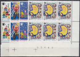Belgica 1969 Nº1492/95 Nuevo - Bélgica