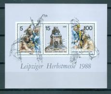 DDR - Block Nr. 95 Leipziger Herbstmesse Postfrisch - DDR