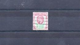 GRANDE BRETAGNE 1902 / 10 N° 108 OBLITERE - 1902-1951 (Re)