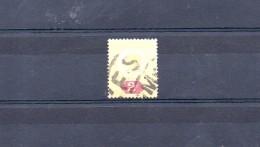 GRANDE BRETAGNE 1902 / 10 N° 109 OBLITERE - 1902-1951 (Re)