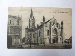 NIORT - Eglise Saint Hilaire - Niort