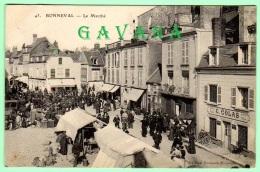 28 BONNEVAL - Le Marché - Bonneval