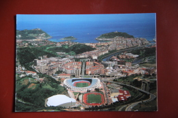 SAN SEBASTIAN - Stadium D'ANOETA. - Guipúzcoa (San Sebastián)
