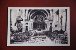SAINT PONS - Intérieur De L'Eglise - Saint-Pons-de-Thomières