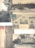 COLLECTION GENERAUX ASTOUL ESCOBAR PART 2 - 25 CPAs DIFFERENTES 90% CIRCULATED RARES ET BELLES - Postkaarten