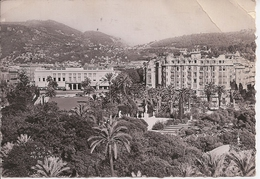 NICE  Le Casino Municipal  Les Jardins Et L'Hotel Albert I - Monumenten, Gebouwen