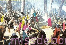 LA CAIDA DEL IMPERIO ROMANO -  Editorial Fher 1966 - Cromos Sueltos - N°54 - Otros
