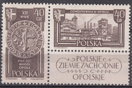 Poland Stamp Mint Hinged, Look