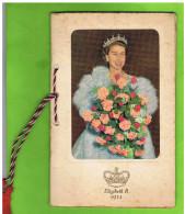 Elizabeth R, 1953, Ferodogram, Kroningsnummer Juni 1953, Chapel-en-le-Frith, Derbyshire, England - Antiquariat