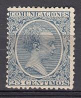 Spain 1889 Mi#194 Mint Hinged - Neufs