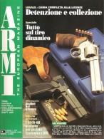 ARMI THE EUROPEAN MAGAZINE  ANNO I  N.8  SETTEMBRE 1995 - Riviste & Giornali