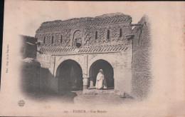 TOZEUR Une Maison (1925) - Tunisie