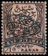 1879. IMPRIMES. 10 PARAS. (Michel: 36) - JF193744 - 1921-... République