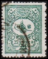 1901. 25 PIASTRES. (Michel: 106) - JF193750 - 1921-... République