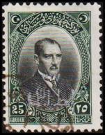 1927. SMYRNA EXHIBITION. MUSTAFA KEMAL PASCHA 25 GROUCH (Michel: 865) - JF193768 - 1921-... République