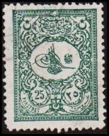 1901. 25 PIASTRES. (Michel: 106) - JF193751 - 1921-... République