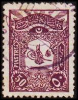 1905. 50 PIASTRES. (Michel: 123) - JF193754 - 1921-... République