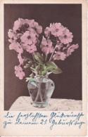 AK Vase Mit Blumen - Ca. 1915  (22549) - Blumen