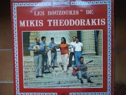 """""""Les Bouzoukis"""" De Mikis Thedorakis - Musiques Du Monde"""