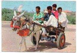 PAKISTAN - DONKEY CART / ATTELAGE / KARACHI METER 1978 - Pakistan