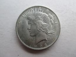 US 1 Dollar, 1922 Liberty Dollar - Émissions Fédérales