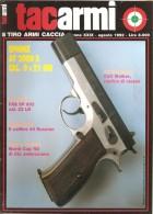 TACARMI   ANNO XXIX  N.8  AGOSTO 1992 - Riviste & Giornali