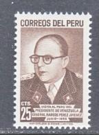 PERU  467   ** - Peru