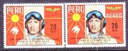 PERU  518, C 243  **    PILOT   AERO - Peru